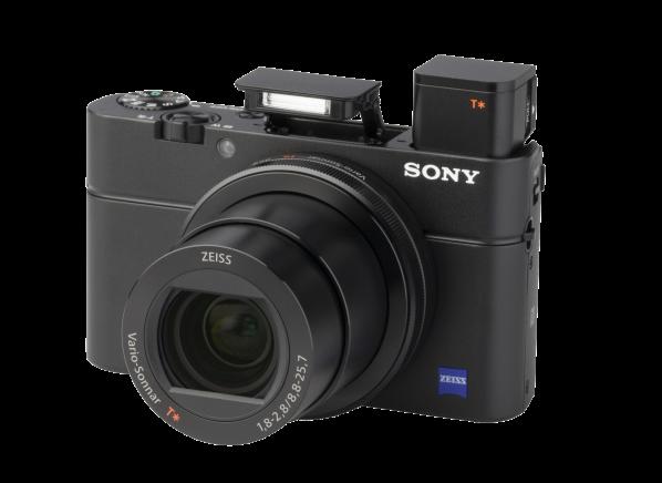 Sony Cyber-shot RX100 III camera