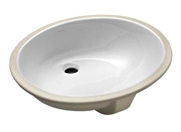 Vitreous china (porcelain) sink