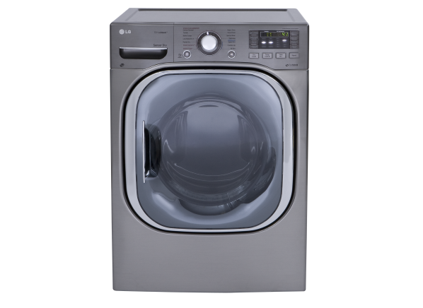 LG DLHX4072V clothes dryer