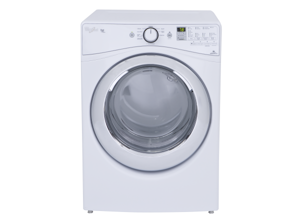 Whirlpool WED87HEDW clothes dryer