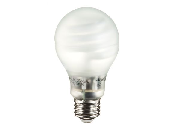 GE Bright from the Start A19 15W 60W Soft White lightbulb