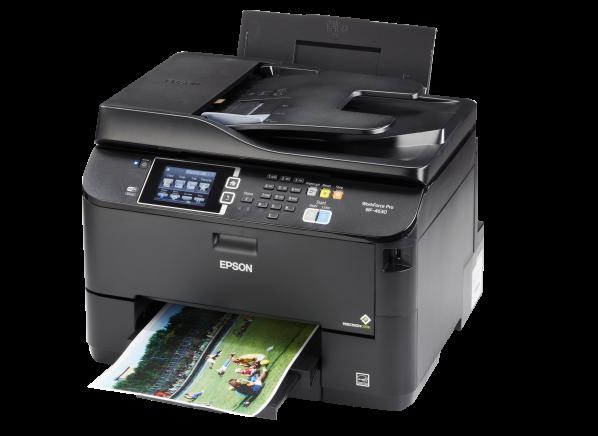 Epson Workforce Pro WF-4630 printer - Consumer Reports