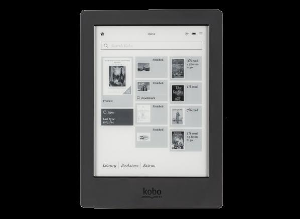 Kobo Aura H2O e-book reader
