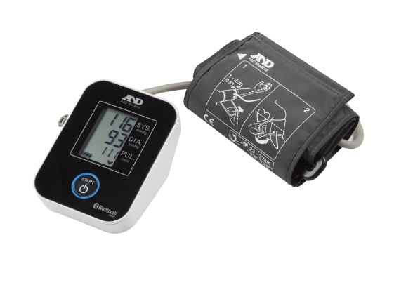 A&D Medical Deluxe Connected UA-651BLE blood pressure monitor