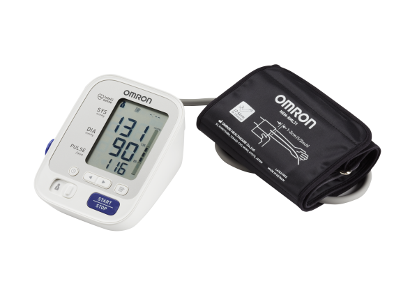 Omron 5 Series BP742N blood pressure monitor