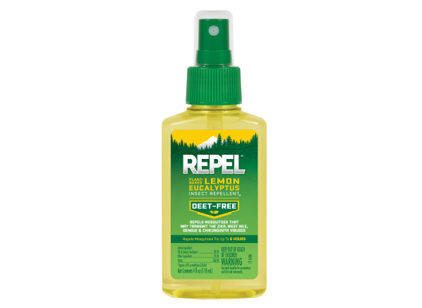 Repel Lemon Eucalyptus Insect Repellent2 DEET-FREE