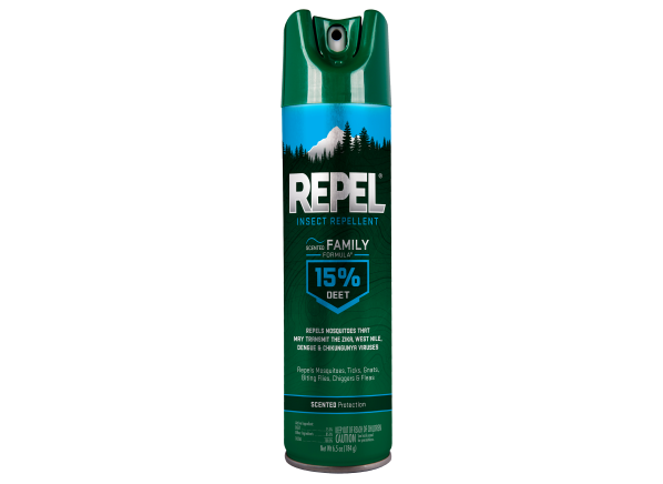 Repel Insect Repellent Scented Family 15 Deet Consumer
