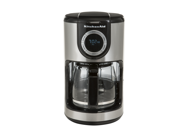 Kitchenaid Kcm1202ob Coffee Maker Consumer Reports