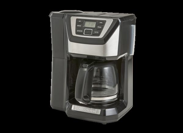 Black+Decker Mill & Brew CM5000B coffee maker