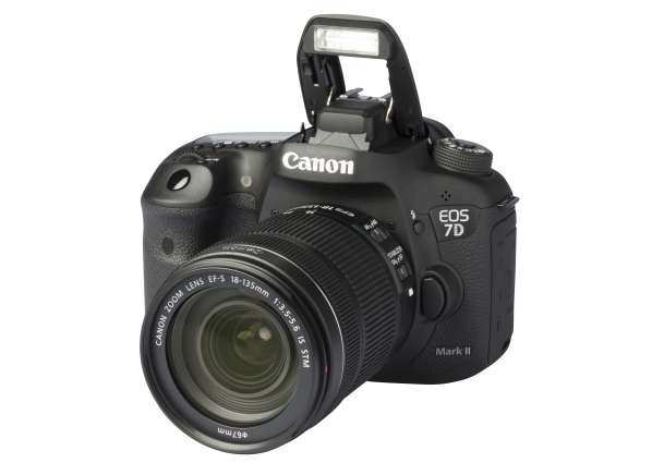 Canon EOS 7D Mark II w/ EF 50mm 1.8 STM camera