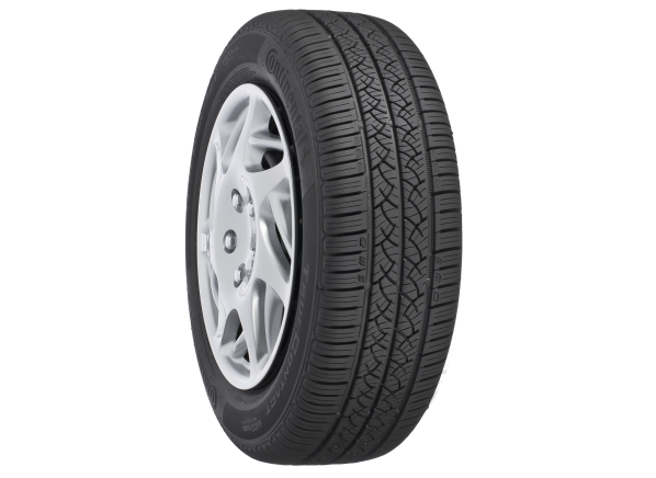 Continental Truecontact Tire Summary Information From Consumer Reports