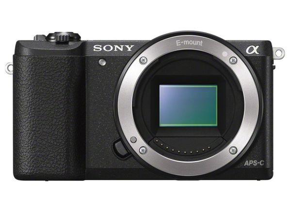 Sony Alpha A5100 w/ 16-50mm OSS PZ camera