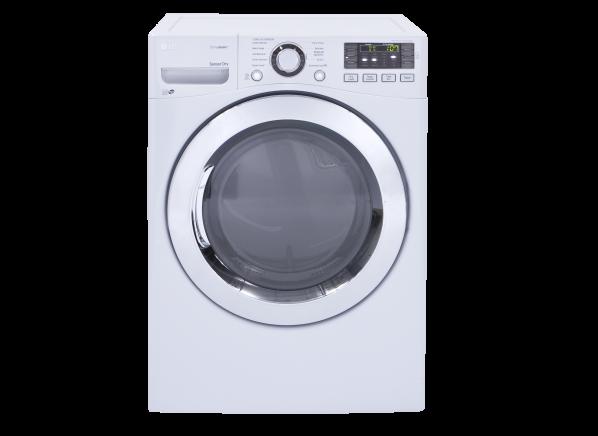 LG DLEX3370W clothes dryer