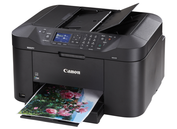 Best All-In-One Printers 2020 Canon Maxify MB2020 printer   Consumer Reports