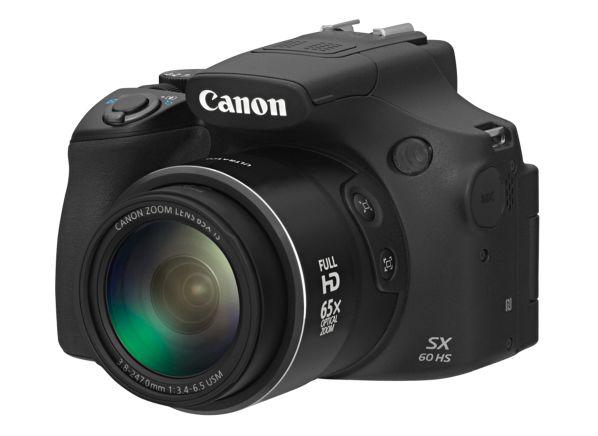 Canon PowerShot SX60 HS camera