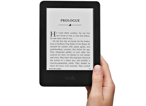 Amazon Kindle w/o Special Offers (Touchscreen) e-book reader