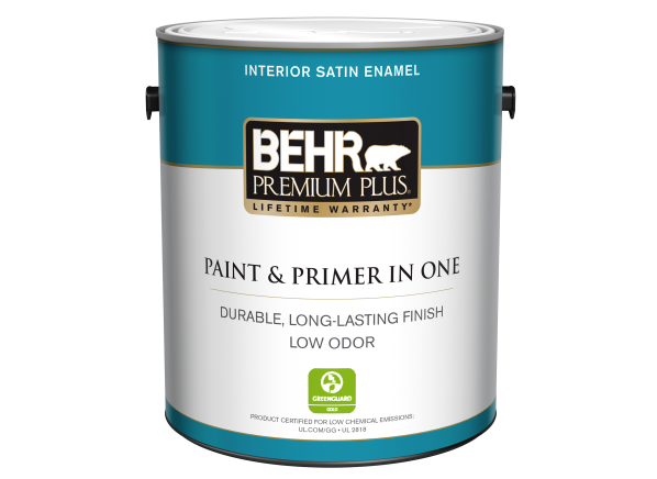 Behr Premium Plus (Home Depot) Paint