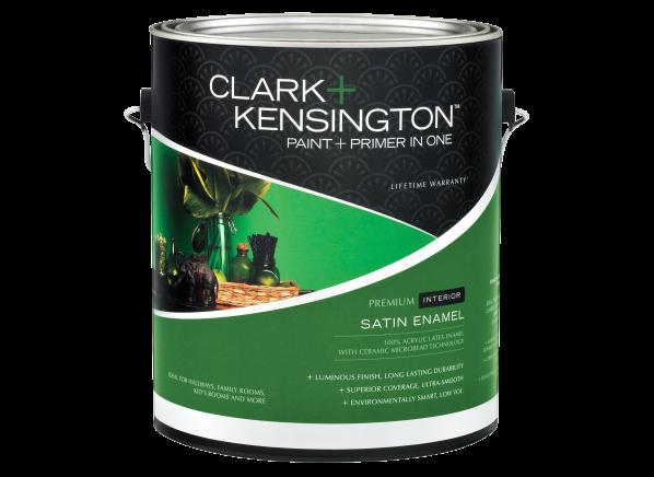 Clark + Kensington Enamel (Ace) paint - Consumer Reports
