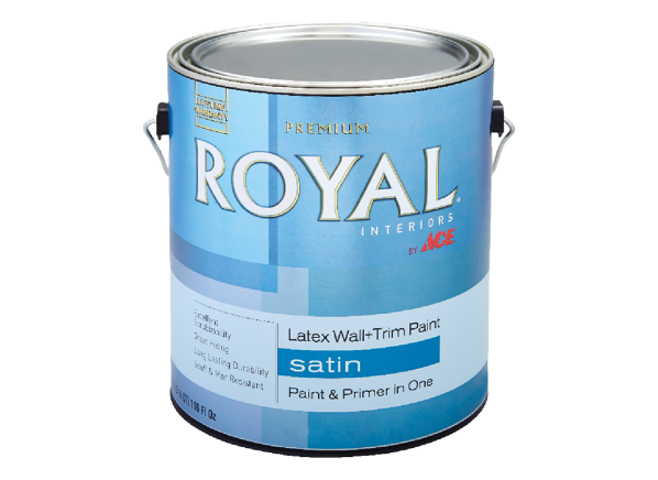 Ace Royal Interiors paint