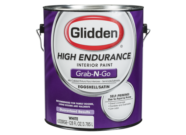 Glidden High Endurance Walmart Paint Summary Information From Consumer Reports