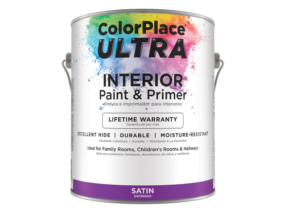 Color Place Ultra Interior (Walmart) paint