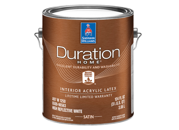 Sherwin-Williams Duration Home paint