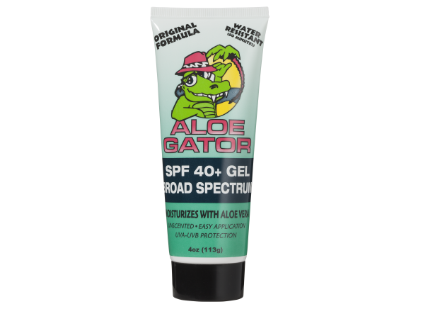 Aloe Gator Spf 40 Gel Sunscreen Consumer Reports