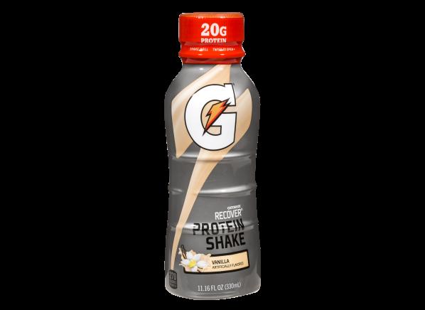 Gatorade Recover Protein Shake Vanilla healthy snack