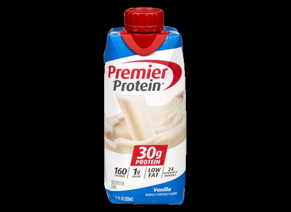 Premier Protein High Protein Shake Vanilla healthy snack