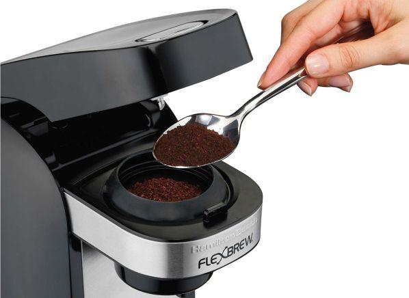 Hamilton Beach Flex Brew Generation 2 49997 coffee maker