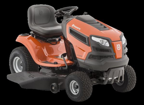 Husqvarna YTH22V46 riding lawn mower & tractor - Consumer