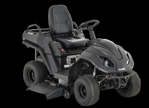 Raven Mpv7100 Riding Lawn Mower Tractor