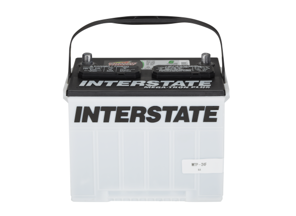 Interstate Mega Tron Plus Mtp 24f Car Battery Summary Information