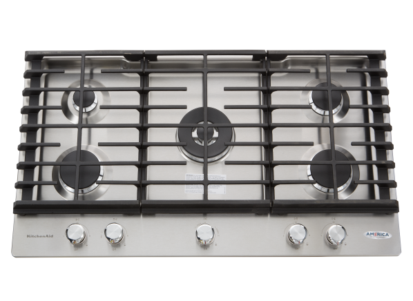 Kitchenaid Kcgs556ess Cooktop