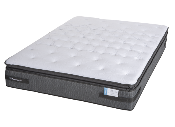 Sealy Posturepedic Grant Park Cushion Firm Euro Pillowtop Mattress