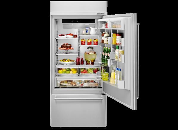 KitchenAid KBBR306ESS refrigerator