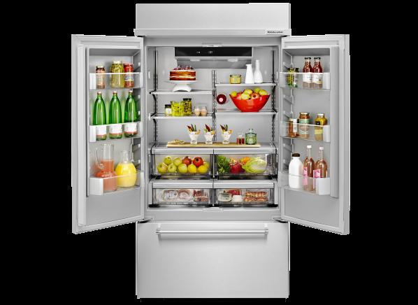 KitchenAid KBFN502ESS refrigerator - Consumer Reports