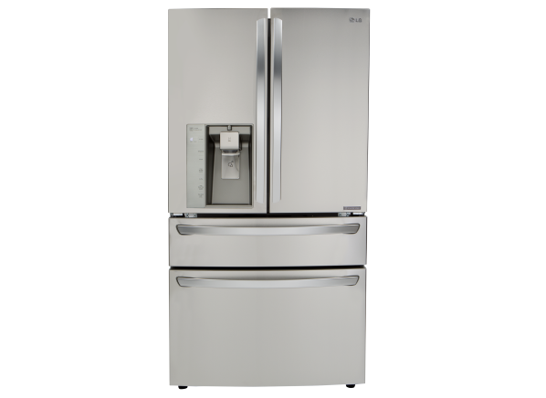 LG LMXC23746S refrigerator - Consumer Reports
