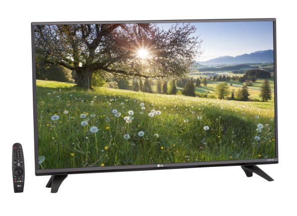 LG 43UF7600 TV