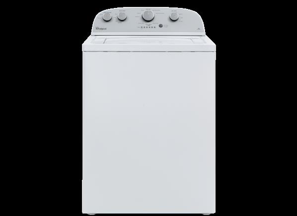 Whirlpool Washer With Agitator >> Whirlpool Wtw4815ew Washing Machine Consumer Reports