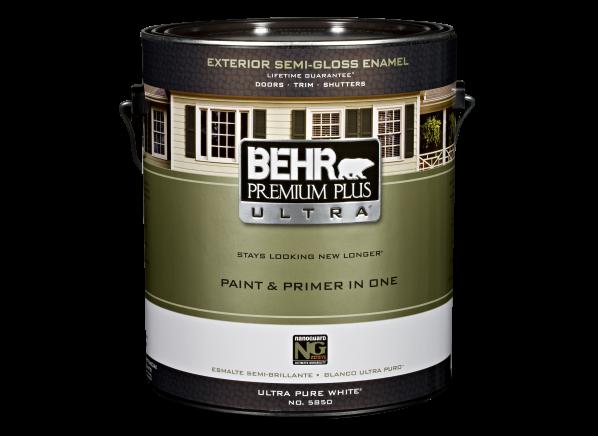 Behr Premium Plus Ultra Exterior Home Depot Paint