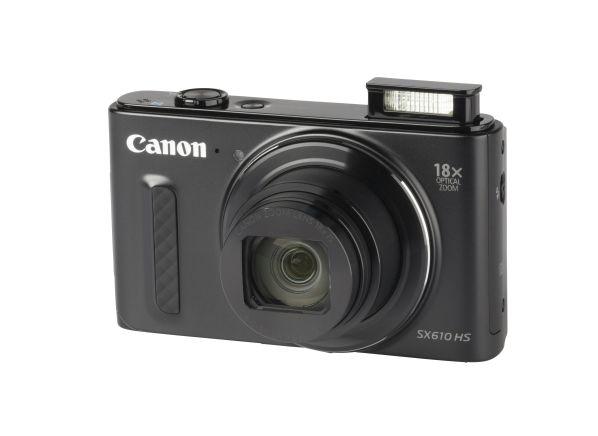 Canon PowerShot SX610 HS camera