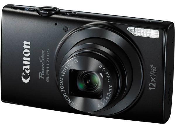 Canon PowerShot ELPH 170 camera