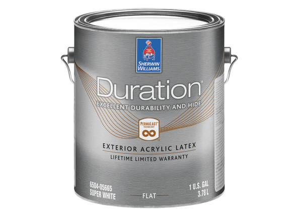 Sherwin Williams Duration Exterior Paint