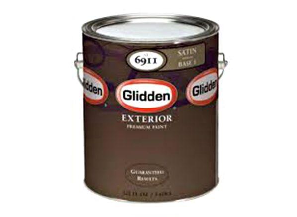Glidden Premium Exterior (Home Depot) Paint