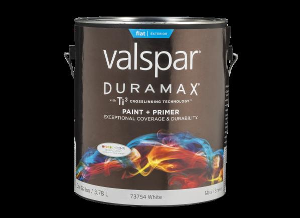 Valspar DuraMax Exterior (Lowe's) paint