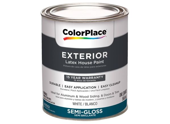 Color Place Exterior (Walmart) paint