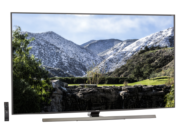 Samsung UN65JS850D TV - Consumer Reports