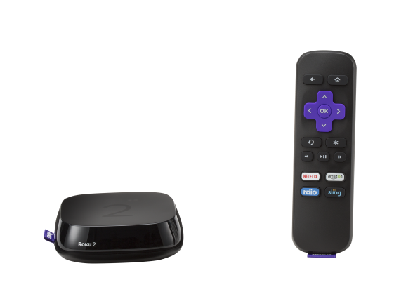 Roku 2 (2nd gen) streaming media device - Consumer Reports