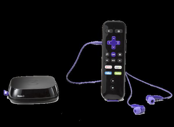 Roku 3 (2nd gen) streaming media device